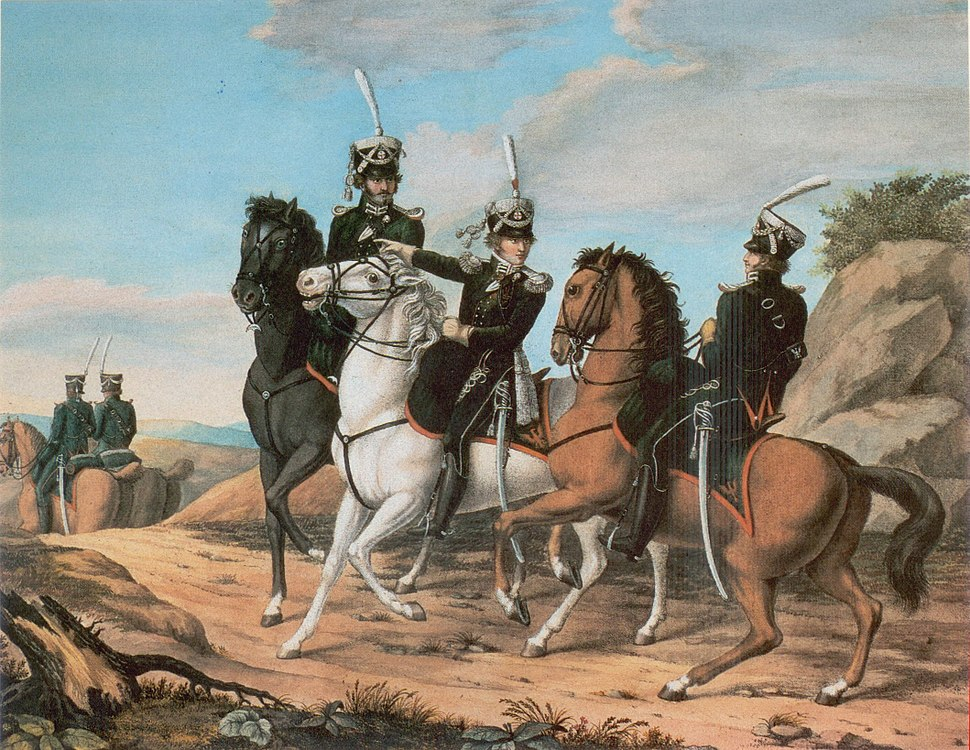 Frankfurt am Main Kavallerie
