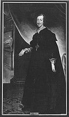Erzherzog Leopold Wilhelm von Österreich (1614-1662) in geistlichem Gewand
