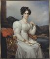 Fredrika Dorotea Vilhelmina, 1781, 1826, Drottning av Sverige (Joseph Karl Stieler) - Nationalmuseum - 42444.tif