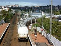 Freight train, Slateford Station.jpg