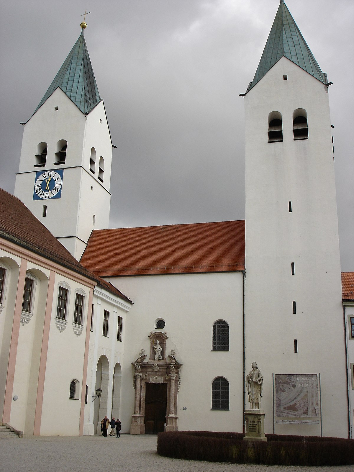 Freising Cathedral Wikipedia