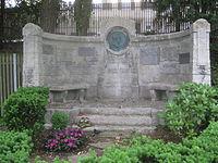 Friedhof Heslach, Friedrich Conrad Haussmann, 1.jpg