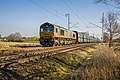 Friedrichsfeld Class66 DE 680 met VTG Falns kolenwagens (13155715613).jpg