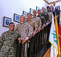 From heels to combat, Marines pay respect during Women's History Month 130225-M-OM669-765.jpg
