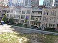 From the courtyard between Eaton's College and the Aura building on Gerrard, 2013 10 09 (16).JPG - panoramio.jpg