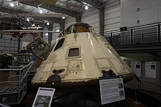 Ram pressure - Apollo 7 Command Module