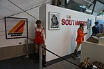 Frontiers of Flight Museum December 2015 119 (Southwest Airlines exhibit).jpg