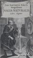 Frontispiece of a 1644 Magia naturalis - Giovanni Battista della Porta.png