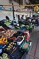 Fruit stalls at Mercado do Bolhão, Porto (24378851118).jpg