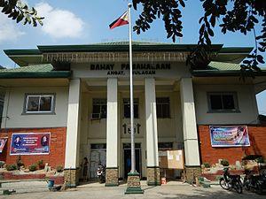 Angat, Bulacan - Angat Municipal Hall