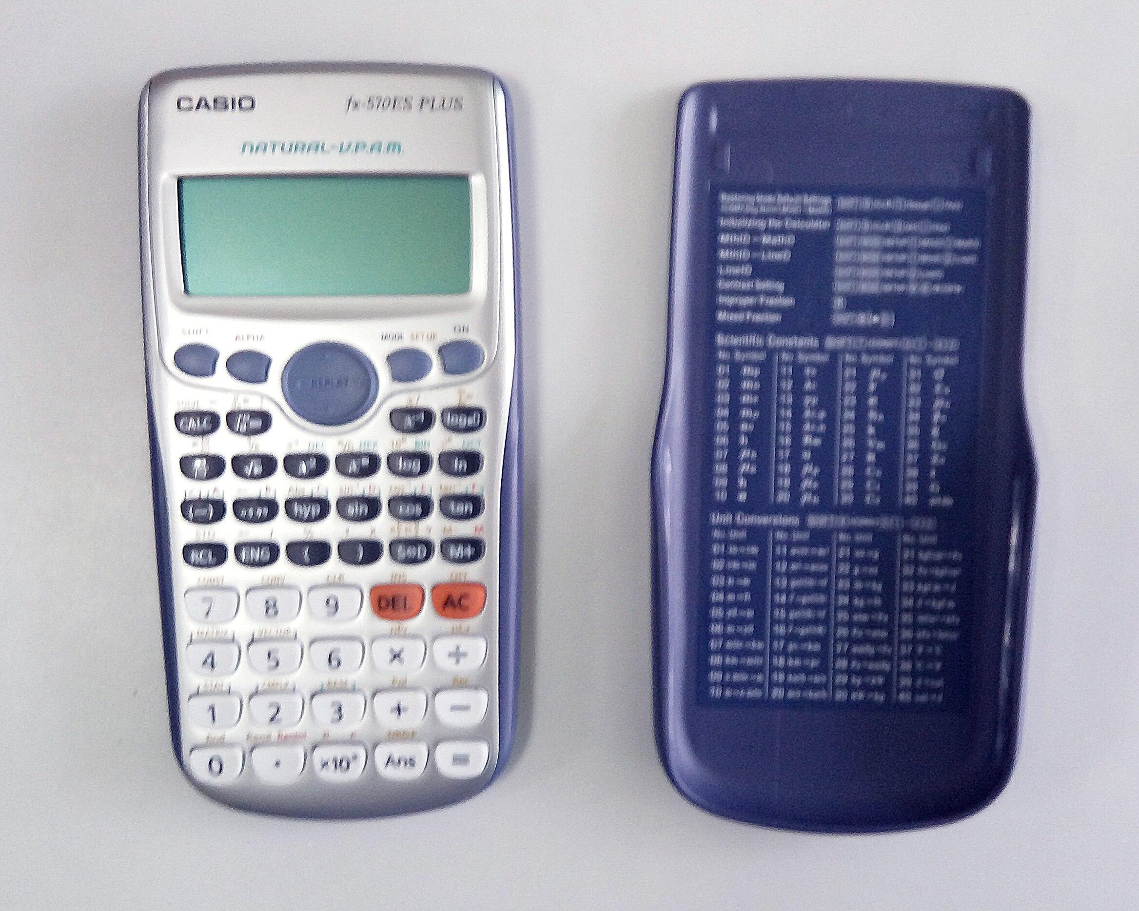 Filefx 570es Plus 2 Wikimedia Commons Casio Scientific Calculator Fx