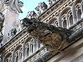Gárgola en forma de lobo del claustro del monasterio de San Juan de los Reyes, Toledo.jpg