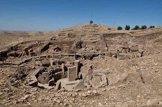 najstaršie stavby na svete, Göbekli Tepe, Turecko