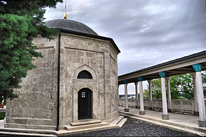 Tomb of Gül Baba - The tomb of Gül Baba