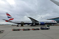 G-STBI - B77W - British Airways