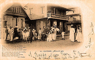 Carnival of Cayenne