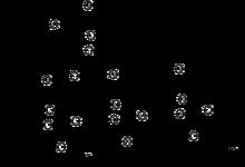 Monomero del galattomannano, costituente principale del polisaccaride che forma la gomma di guar.