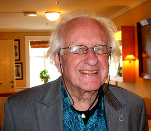 Johan Galtung in Stavanger october 2008