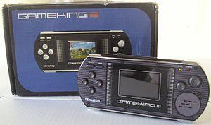 GameKing - Image: Gameking III (GM 221)