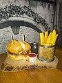 Games of Thrones Burger in Dubrovnik (48694050947).jpg