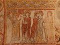 Gargilesse-Dampierre (36) Église Saint-Laurent et Notre-Dame Crypte Fresques 16.JPG