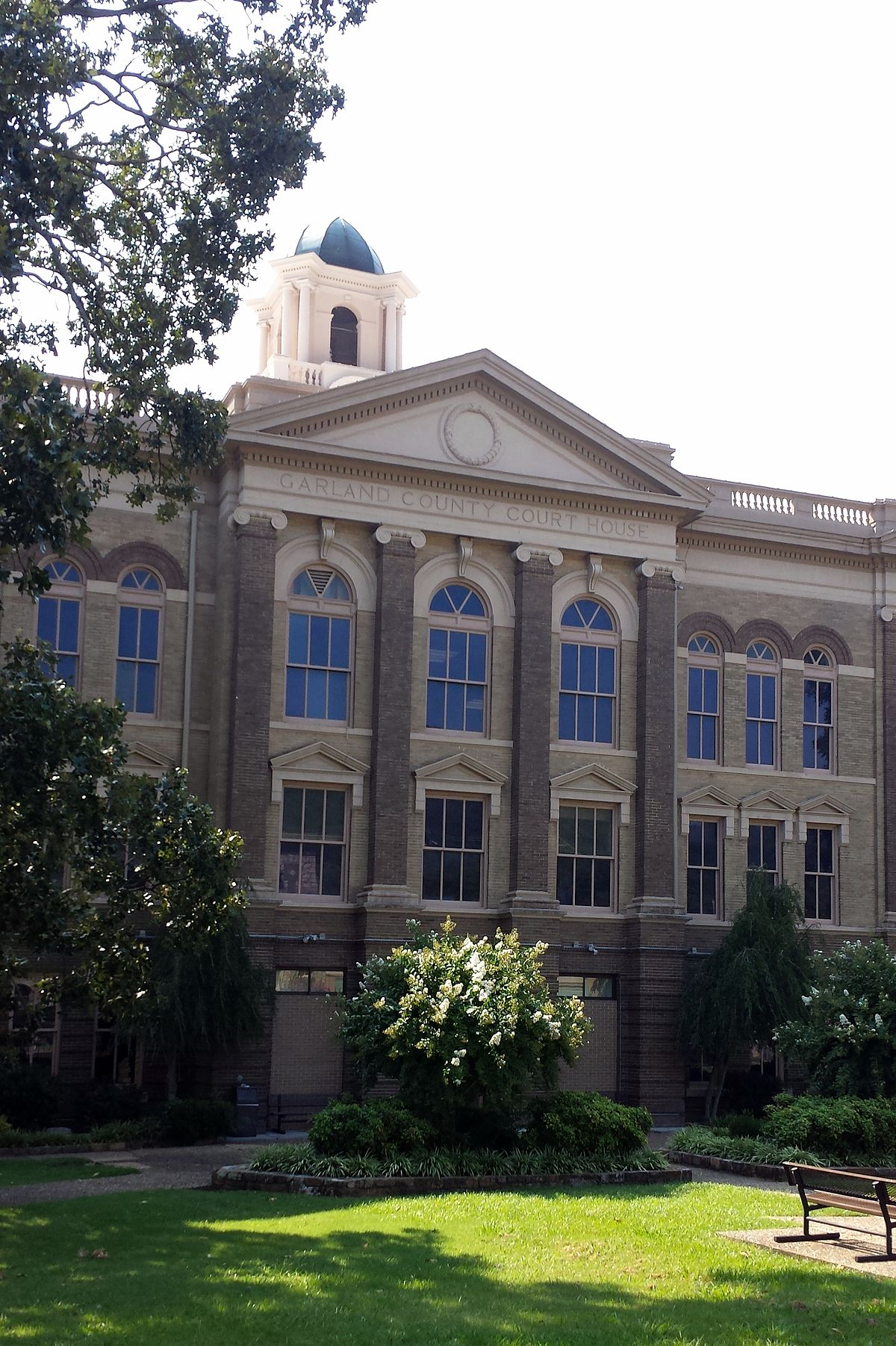 Garland County Property Tax Records