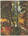 Gauguin - Kühe an der Tränke - 1985.jpg
