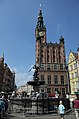 Gdańsk, ratusz Głównego Miasta 7.jpg