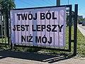 Gdańsk ulica Pomorska (Twój ból jest lepszy niż mój).jpg