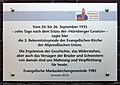 Gedenktafel Albrechtstr 81 (Stegl) Bekenntnissynode.jpg