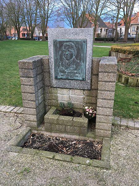 Gedenkteken ter ere van Jozef Goemaere