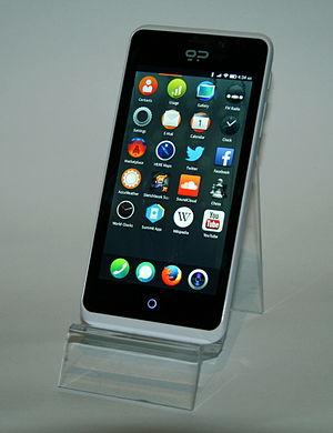 GeeksPhone Peak - Image: Geeks Phone Peak