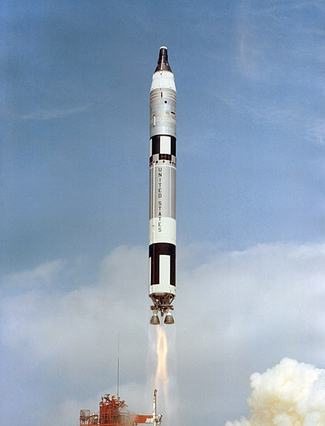 Gemini 8 Spacecraft (page 2) - Pics about space