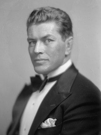 Gene Tunney - Image: Gene Tunney Portrait LOC