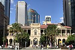 General Post Office seen from Post Office Square, Brisbane, Queensland 03.jpg