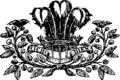 Geometria organica- sive descriptio linearum curvarum universalis Fleuron T094366-3.png