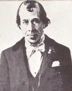 Disraeli (play) - Image: George Arliss in the 1911 Broadway production of Disraeli
