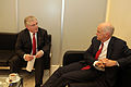 George Papandreou and Eamon Gilmore.jpg