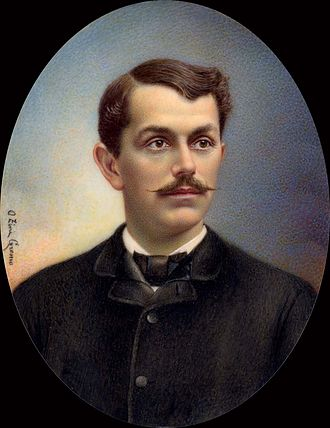 George Shatto - Portrait of George Shatto