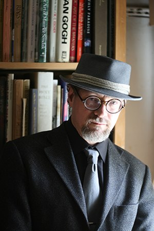 George Walker (printmaker) - Photograph by Michelle Walker