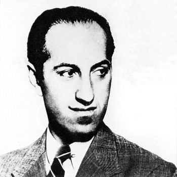 English: George Gershwin