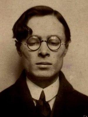 George Devereux - Portrait