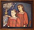 Georges lemmen, le due sorelle (le sorelle serruys), 1894, 01.jpg