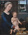 Gerard David - Madonna and Child with the Milk Soup - Google Art ProjectFXD.jpg