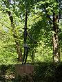 Gerbersruhpark Wiesloch Tänzerin Christian d'Orgeix.JPG