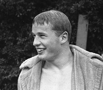 Gerhard Hetz - Gerhard Hetz in 1962