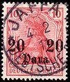 German 20pon10pf Levant.jpg