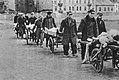 Getto warszawskie Transport zwłok na cmentarz żydowski i stadion RKS Skra.jpg