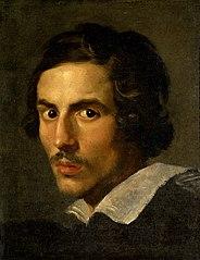 Self Portrait of Gianlorenzo Bernini (1623)