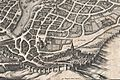 Gianicolo und San Pietro in Montorio; Stich von Merian 1652.jpg